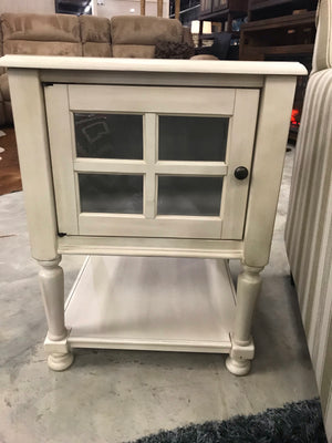 T616-213 Accent Chairside End Table