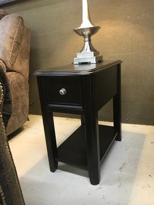 T118 FIA Chairside End Table