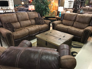 0618 CHM-FI Sofa and Loveseat