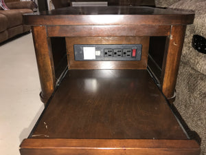 T218-700FI-A Chair Side End Table