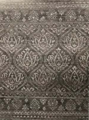 AV1468FIP Antique Vintage Lila Gray 5x7 Rug