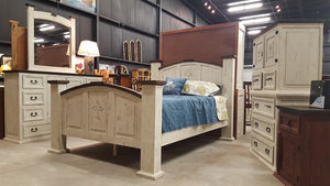 WHTCRSS fiM White Cross Bedroom Set