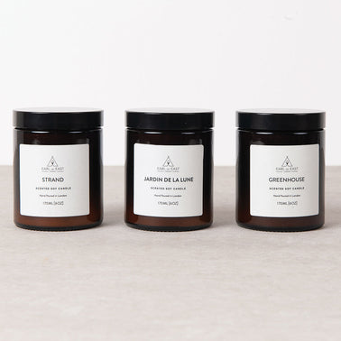 Greenhouse Mid Size Soy Wax Candle