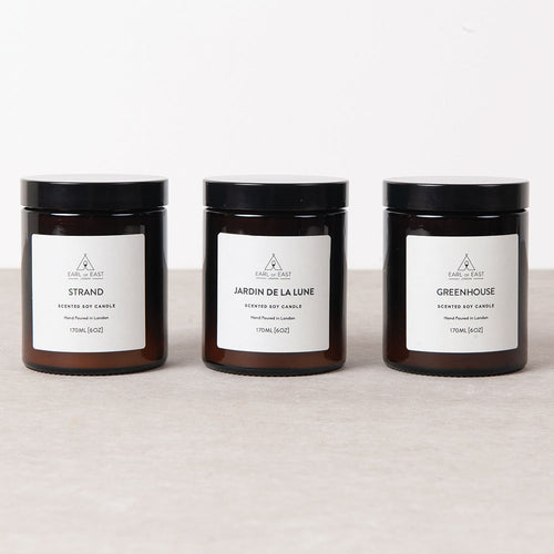 Strand Mid Size Soy Wax Candle