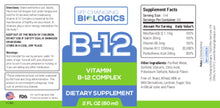 Load image into Gallery viewer, liquid b12 and vitamin b complex is an amazing natural energy source
