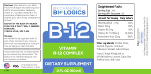 liquid b12 and vitamin b complex is an amazing natural energy source