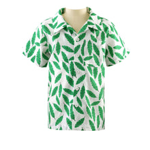 Load image into Gallery viewer, NEW SS19 Rachel Riley Boys Palm leaf shirt