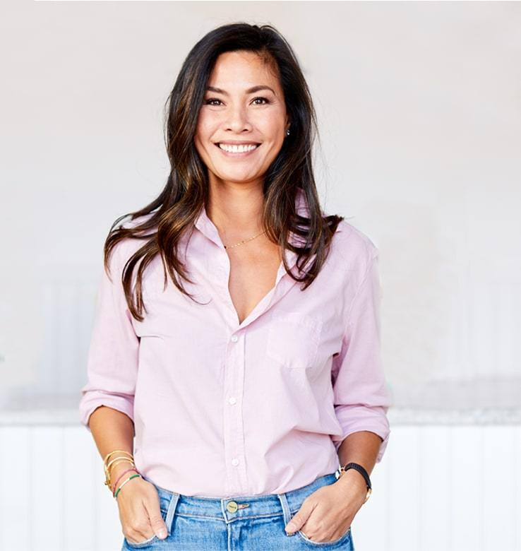 Meet Yen,<br>Skin Laundry<br> founder.