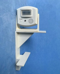 PIR Motion Detector Accessory for Professional Nurse Call Systems