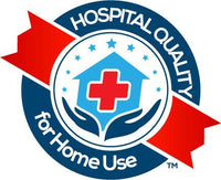 Hospital Quality for Home Use Logo