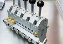 Custom Pneumatic Manifold