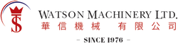Watson Machinery - Hong Kong Hydraulics Pneumatics (香港氣動液壓)