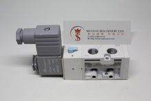 "Load image into Gallery viewer, Mindman MVSC-260-4E1 DC24V Solenoid Valve 5/2 1/4"" BSP (Made in Taiwan)"