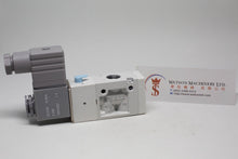 "Load image into Gallery viewer, Mindman MVSC-220-3E1-NC DC24V Solenoid Valve 3/2 1/4"" BSP (Made in Taiwan)"
