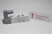 "Load image into Gallery viewer, Mindman MVSD-180-4E1 DC24V Solenoid Valve 5/2 1/8"" BSP (Made in Taiwan)"
