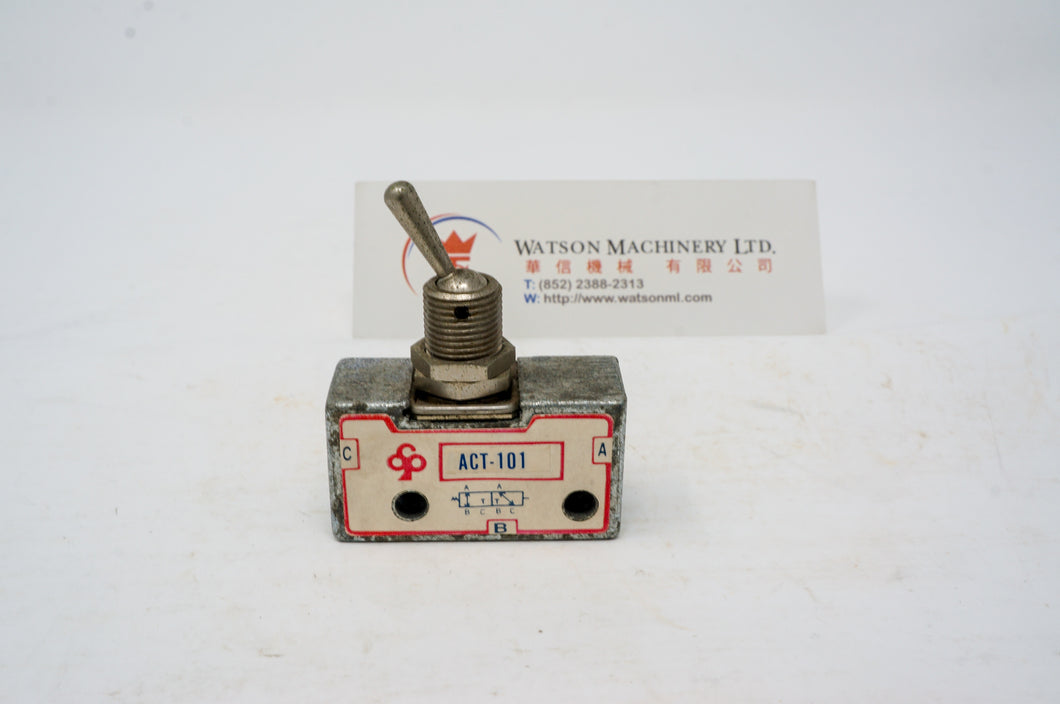 Mindman ACT-101 EPA-101 Mechanical Valve