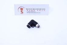 Load image into Gallery viewer, (CTL-6-M5) Watson Pneumatic Fitting Elbow Push-In Fitting 6mm to M5 Thread (Made in Taiwan)