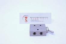 Load image into Gallery viewer, Mindman MVHA-41V Hand Valve 1/8""