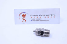 Load image into Gallery viewer, API C120614 Rapid Fittings (Nickel Plated Brass) (Made in Italy) - Watson Machinery Hydraulics Pneumatics