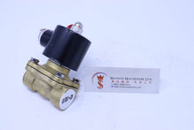 Load image into Gallery viewer, Uni-D UW-15 AC220V Solenoid Valve Max Temp: 99C