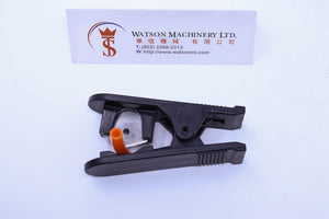 PTPNE Plastic Tube Cutter (for 2 to 12mm pneumatic tubing) (Made in Italy) - Watson Machinery Hydraulics Pneumatics