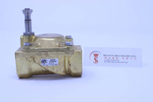 "Load image into Gallery viewer, API AEP22100 Solenoid Valve 1"" 25bar 140℃ NC - Watson Machinery Hydraulics Pneumatics"
