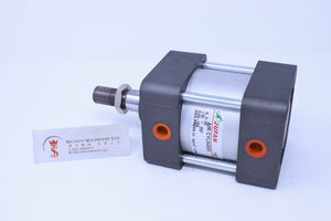 Jufan AL-80-25 Pneumatic Cylinder (Made in Taiwan) - Watson Machinery Hydraulics Pneumatics