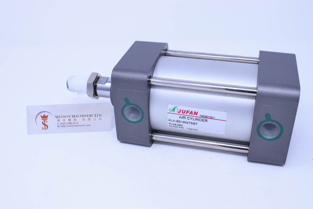 Jufan AL-80-75 Pneumatic Cylinder (Made in Taiwan) - Watson Machinery Hydraulics Pneumatics