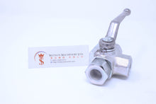 Load image into Gallery viewer, Tognella 221/3-12 3 Way Ball Valve