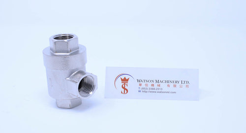 API 4VSR Quick Exhaust Valve (Made in Italy) - Watson Machinery Hydraulics Pneumatics