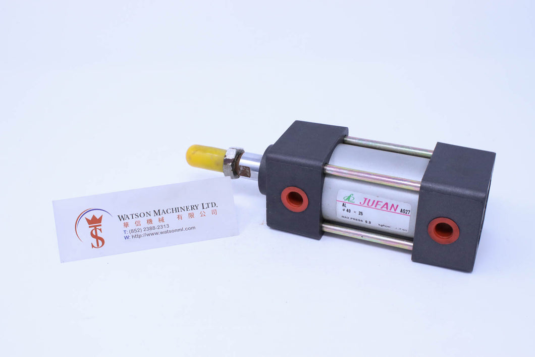 Jufan AL-40-25 Pneumatic Cylinder (Made in Taiwan) - Watson Machinery Hydraulics Pneumatics