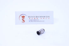 Load image into Gallery viewer, (CTC-4-M5 ) Watson Pneumatic Fitting Straight Connector Push-In Fitting 4mm to M5 (Made in Taiwan)