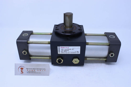 Parker Taiyo TRA-1SD80T90 Pneumatic Rotary Actuator