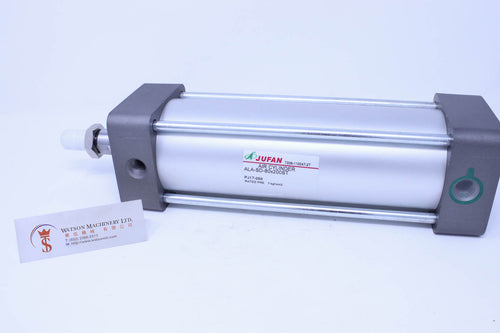 Jufan AL-80-200 Pneumatic Cylinder (Made in Taiwan) - Watson Machinery Hydraulics Pneumatics