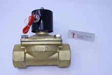Load image into Gallery viewer, Uni-D UW-50 AC220V Solenoid Valve Max Temp: 99C