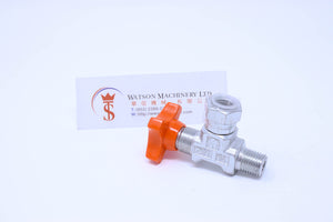 Tognella 291-14 Gauge Isolator Needle Valve