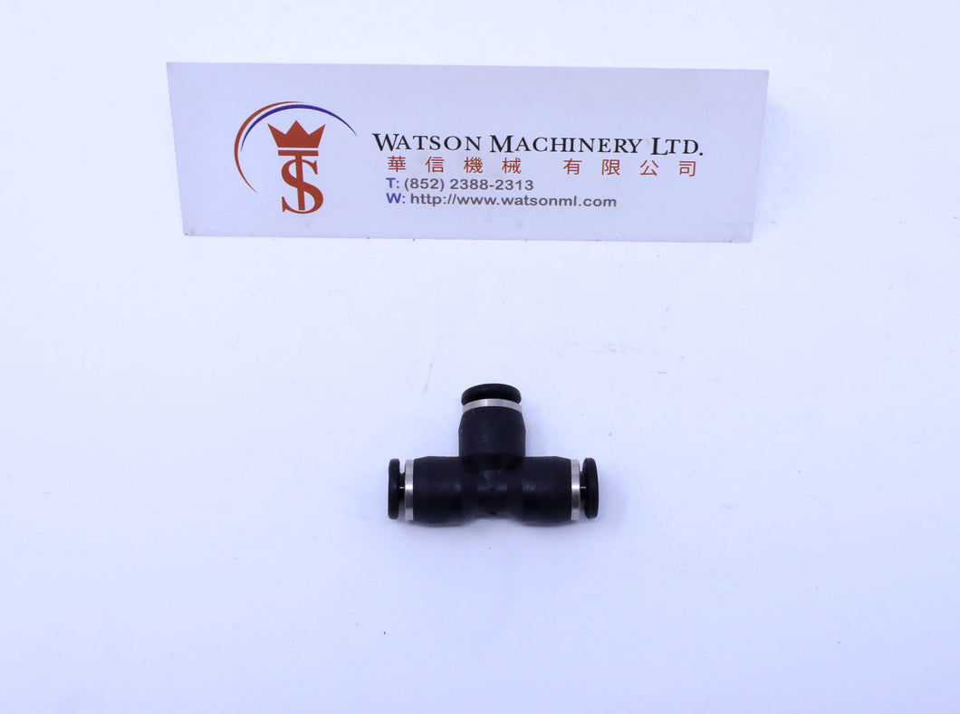 (CTE-6) Watson Pneumatic Fitting Union Branch Tee 6mm (Made in Taiwan)