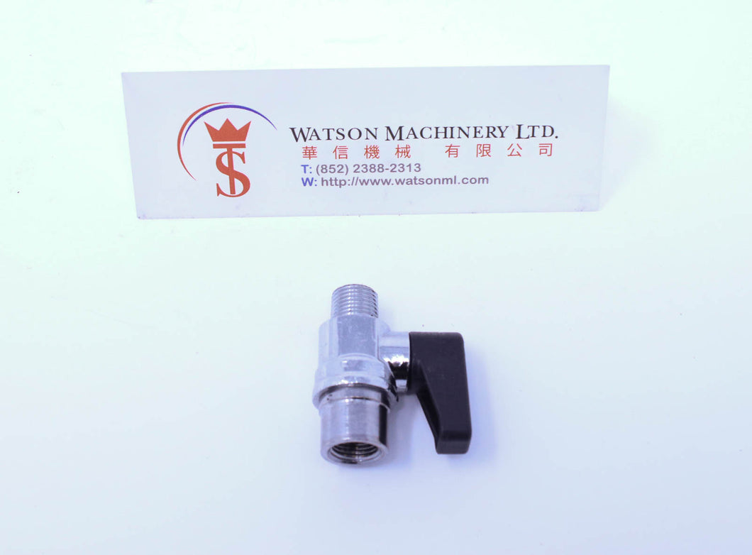 API 11MSMF Ball Valve (Made in Italy) - Watson Machinery Hydraulics Pneumatics