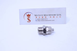 API C120614 Rapid Fittings (Nickel Plated Brass) (Made in Italy) - Watson Machinery Hydraulics Pneumatics