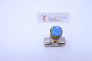 Tognella 1251/2-01-38 210 bar 2 way Needle Valve Flow Control