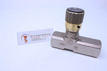 Load image into Gallery viewer, Tognella 1251/5-01-34 210 bar 1 way Needle Valve Flow Control