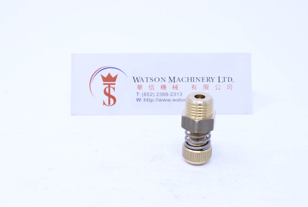 API AVE14 Flow Control Silencer (Made in Italy) - Watson Machinery Hydraulics Pneumatics