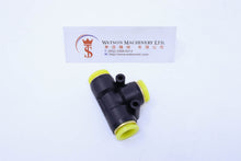 "Load image into Gallery viewer, (CTE-1/2) Watson Pneumatic Fitting Union Branch Tee 1/2"" BSP (Made in Taiwan)"