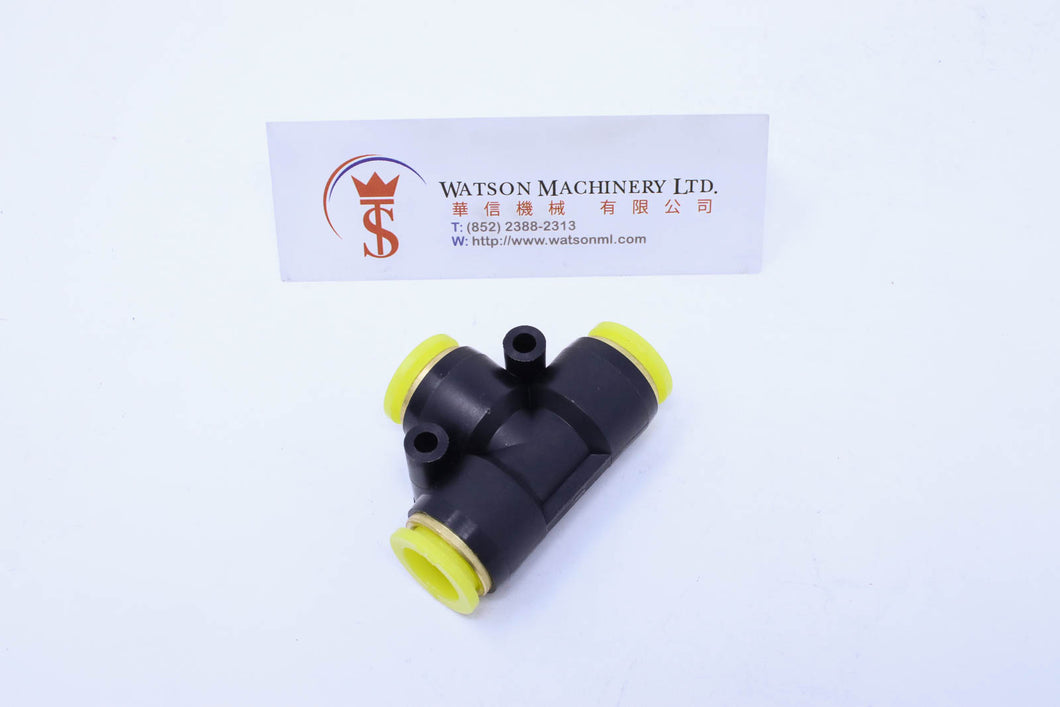 (CTE-1/2) Watson Pneumatic Fitting Union Branch Tee 1/2