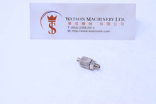 Load image into Gallery viewer, API C1206M5 Rapid Fittings (Nickel Plated Brass) (Made in Italy) - Watson Machinery Hydraulics Pneumatics