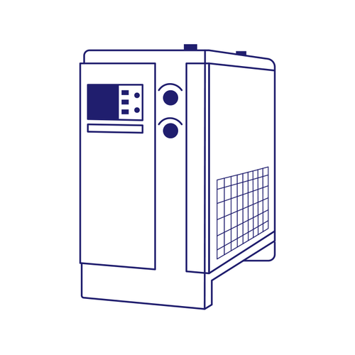OMI TM1500 Air Dryer
