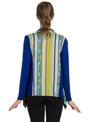 Multi Printed Shrug