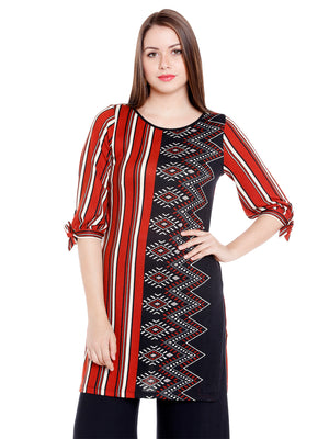 Multi Printed Tunic
