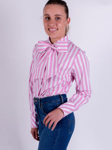 The Pussy Bow Shirt