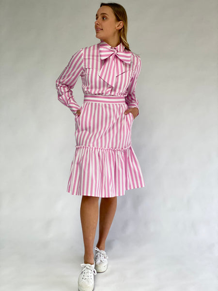 The Pussy Bow Dress